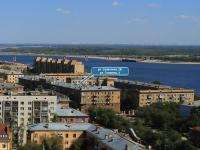 Волгоград, улица Гагарина, дом 3. многоквартирный дом