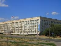 Волгоград, улица 7 Гвардейской, дом 2. офисное здание