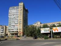 Волгоград, улица 7 Гвардейской, дом 12А. многоквартирный дом