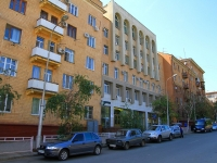 Volgograd, st 13 Gvardeyskoy Divizii, house 1А. Apartment house