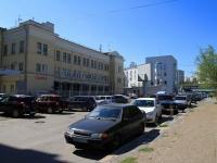 Volgograd, st 13 Gvardeyskoy Divizii, house 15. fire-fighting Detachment