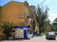 Волгоград, улица Порт-Саида, дом 12. многоквартирный дом
