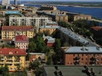 Волгоград, улица Порт-Саида, дом 6. многоквартирный дом