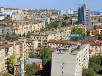 Волгоград, улица Порт-Саида, дом 8. многоквартирный дом
