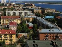 Волгоград, улица Порт-Саида, дом 5. многоквартирный дом