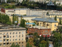 Волгоград, улица Порт-Саида, дом 11. поликлиника