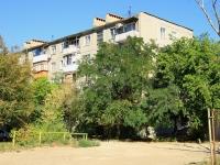 Волгоград, улица Бакинская, дом 3. многоквартирный дом