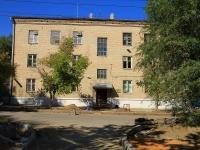 Волгоград, улица Бакинская, дом 4. офисное здание