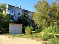 Волгоград, улица Бакинская, дом 5. многоквартирный дом
