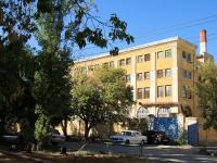 Волгоград, улица Бакинская, дом 6. завод (фабрика) Хлебозавод №6