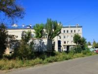 Волгоград, улица Бакинская, дом 10. офисное здание
