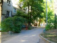 neighbour house: st. Zemlyansky, house 1. Apartment house