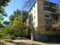 Волгоград, улица Землянского, дом 3. многоквартирный дом