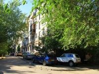 Волгоград, улица Землянского, дом 7. многоквартирный дом