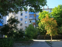 Volgograd, st Kommunalnaya, house 8. Apartment house