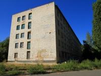 Волгоград, улица Коммунальная, дом 18. общежитие Волгоградского технического колледжа