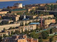 Volgograd, st Kommunalnaya, house 6. Apartment house