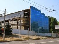 Волгоград, 30 лет Победы бульвар, дом 23А. строящееся здание