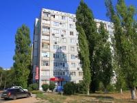 Волгоград, 30 лет Победы бульвар, дом 60. многоквартирный дом