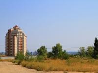 Волгоград, улица 8 Воздушной Армии, дом 6Б. строящееся здание