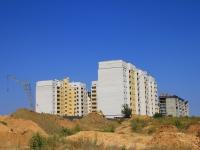 Волгоград, улица 8 Воздушной Армии, дом 7/СТР. строящееся здание