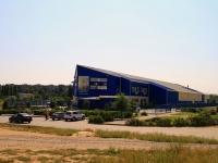 Волгоград, улица 8 Воздушной Армии, дом 7. спортивная школа ДЮСШ по зимним видам спорта