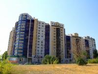 Волгоград, улица 8 Воздушной Армии, дом 9А. многоквартирный дом