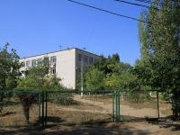 Волгоград, улица 8 Воздушной Армии, дом 27. лицей №8, Олимпия