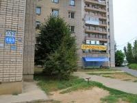 Волгоград, улица Землячки, дом 27Б. многоквартирный дом