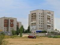 Волгоград, улица Землячки, дом 27Д. многоквартирный дом