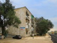 Волгоград, улица Землячки, дом 28. многоквартирный дом