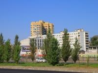 Волгоград, улица Землячки, дом 31. многоквартирный дом