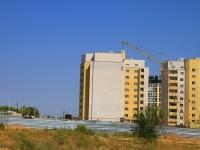 Волгоград, улица Ивана Морозова, дом 3. строящееся здание