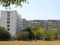 Волгоград, улица Константина Симонова, дом 19Б. многоквартирный дом