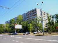 Волгоград, улица Константина Симонова, дом 22. многоквартирный дом