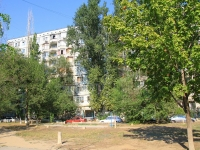 Волгоград, улица Константина Симонова, дом 26А. многоквартирный дом