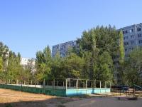 Волгоград, улица Константина Симонова. спортивная площадка