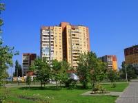 Волгоград, улица Константина Симонова. сквер «Семейный»