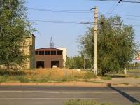"""Волгоград, улица Космонавтов, дом 14Б. автомойка """"Кристалл"""""""