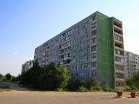 Волгоград, улица Космонавтов, дом 27. многоквартирный дом