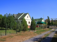 Волгоград, улица Космонавтов. подворье Спасо-Преображенского собора