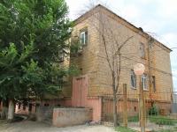 Волгоград, улица Маршала Рокоссовского, дом 1А. станция скорой помощи
