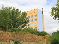 Volgograd, St Marshal Rokossovsky, house 1Г. polyclinic