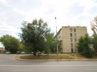 Volgograd, St Marshal Rokossovsky, house 10. Apartment house