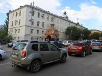 улица Маршала Рокоссовского, дом 43. храм Пресвятой Троицы
