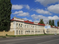 neighbour house: St. Marshal Rokossovsky, house 117 с.1. office building