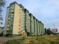 Волгоград, улица Шекснинская, дом 8А. многоквартирный дом