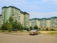 Волгоград, улица Шекснинская, дом 12А. многоквартирный дом