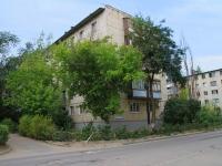Волгоград, улица Шекснинская, дом 12. многоквартирный дом