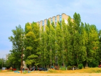 Волгоград, улица Шекснинская, дом 16А. многоквартирный дом